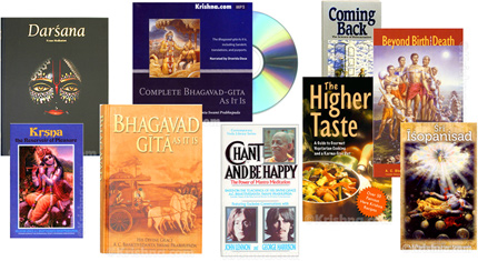 top ten books about Krishna