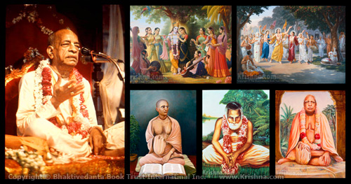 History of ISKCON