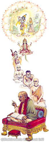 Gaudiya Vaishanva Guru Parampara
